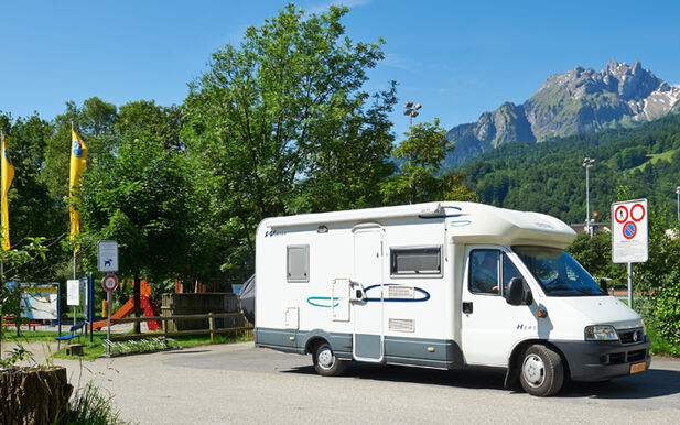TCS Camping Lucerne-Horw ***