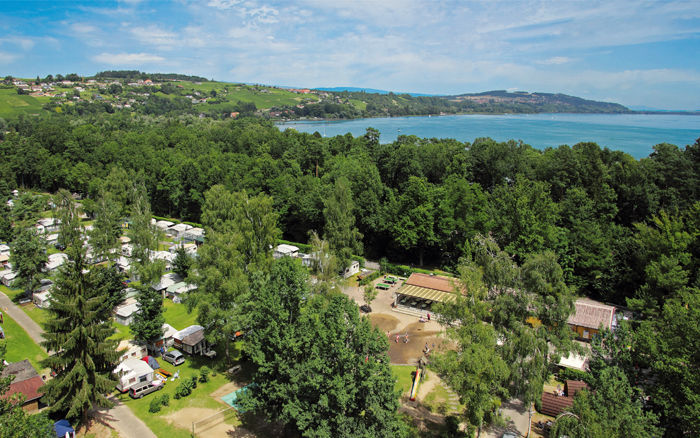 TCS Camping Salavaux Plage ****