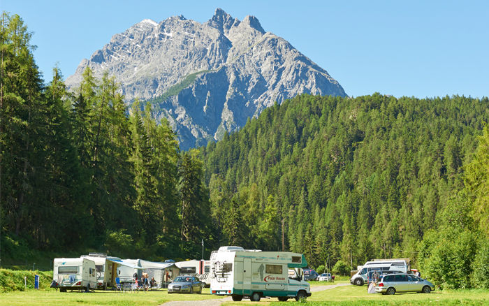 TCS Camping Scuol ****