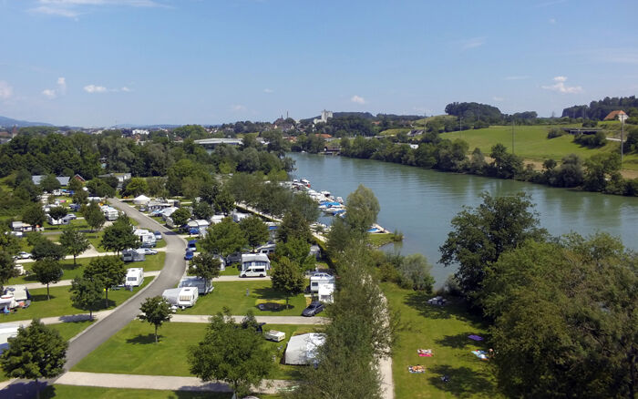 TCS Camping Solothurn ****